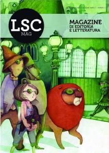 La copertina do LSC MAG su cui è stato pubblicato questo editoriale