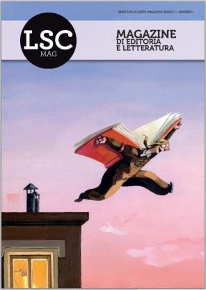 La copertina di LSC Mag su cui è stato pubblicato questo editoriale.