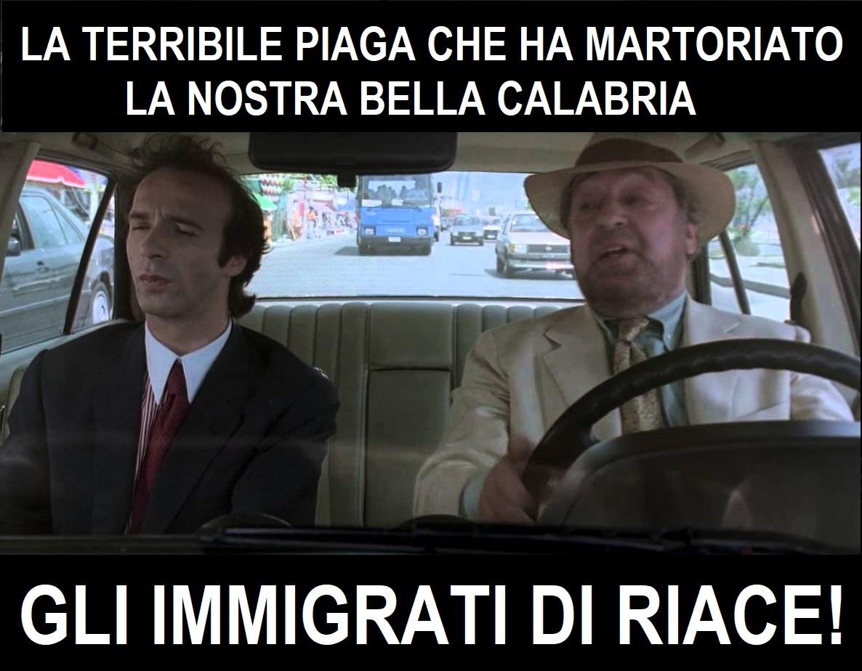 Immigrati Riace